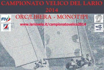 Campionato Velico del Lario ORC/Metrico 2014