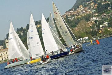 Campionato Velico del Lario 2014 per ORC
