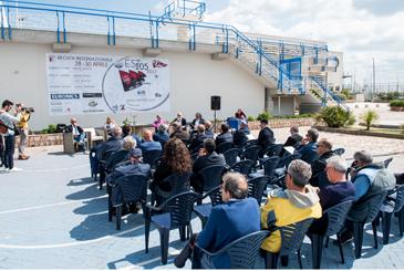 Presentata la EST 105 Bari-Bocche di Cattaro