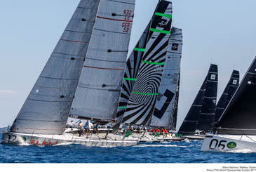 Al via il Rolex TP52 World Championship