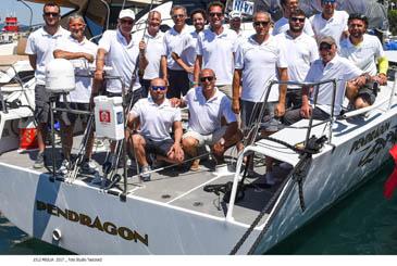Pendragon primo in reale alla 151 Miglia-Trofeo Cetilar
