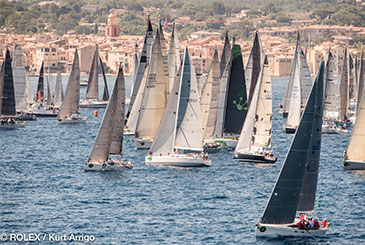 GIRAGLIA ROLEX CUP: 209 imbarcazioni al via