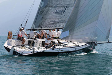 Trans Benaco Cruise Race, Bravissima centra il bis