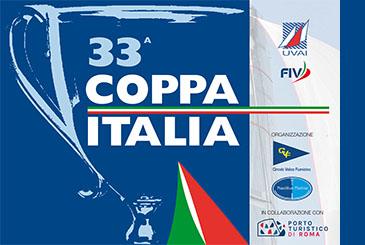 Dal 15 al 17 settembre la 33ma Coppa Italia