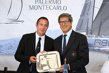 La Federazione Italiana Vela onora il Circolo della Vela Sicilia