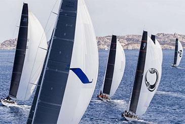 Maxi Yacht Rolex Cup Day 1: una partenza a gonfie vele