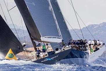 Maxi Yacht Rolex Cup Day 3: una giornata da incorniciare