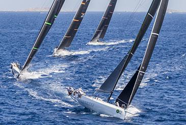 Maxi Yacht Rolex Cup Day 4: meteo perfetto e regate combattute