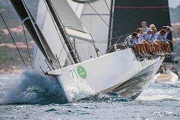 Conclusa con successo la Maxi Yacht Rolex Cup