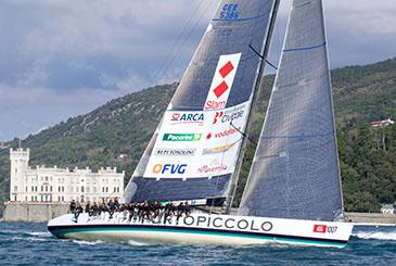 Spirit of Portopiccolo vince la Barcolana 49