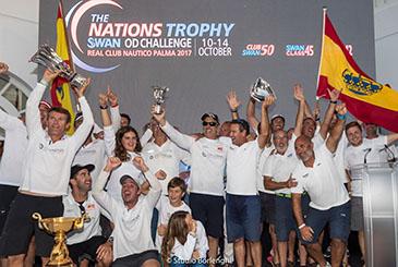 The Nations Trophy: alla squadra spagnola la prima edizione