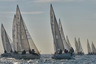 43° Campionato Invernale Anzio-Nettuno Altura e Monotipo