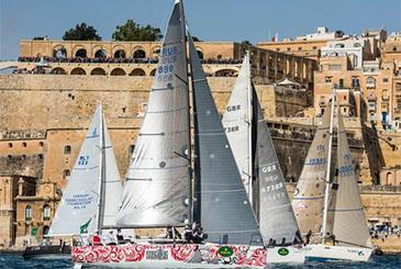 Bogatyr si aggiudica la 38ma Rolex Middle Sea Race