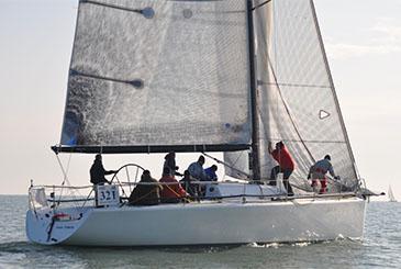 Prima prova del 2018 per il 36° invernale di Marina di Ravenna