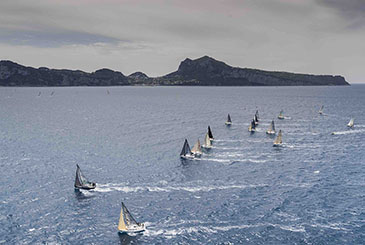 Una Rolex Capri Sailing Week da record
