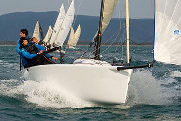 ORC Sportboat European Championship 2018 a Portopiccolo