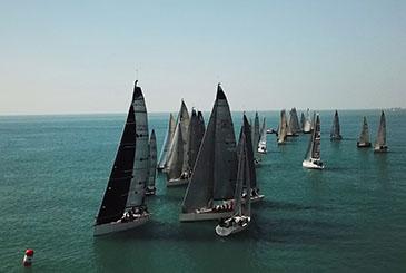 Fiumicino: Milù III vince il Trofeo Porti Imperiali