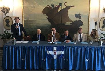Presentato il Campionato Italiano Assoluto 2018