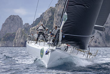 Rolex Capri Sailing Week - Day 1: in regata Maxi e Mylius