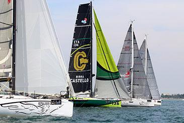 La Cinquecento Trofeo Pellegrini, edizione 44: partiti!