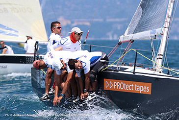MIND THE GAP TEMPUS FUGIT CAMPIONE EUROPEO ORC SPORTBOAT