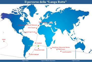 VELA OCEANICA: PATRICK PHELIPON AL CANTIERE DELLA MEMORIA