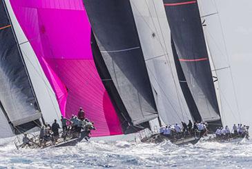 Maxi Yacht Rolex Cup: da domani le regate in Costa Smeralda