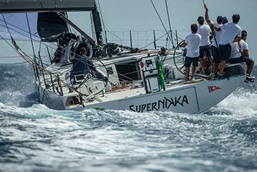 Primi verdetti iridati a Porto Cervo per la Maxi Yacht Rolex Cup