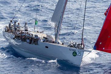 Conclusa la 29ma edizione della Maxi Yacht Rolex Cup
