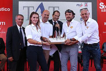 Il trofeo Arcipelago Toscano 2018 trova i suoi campioni