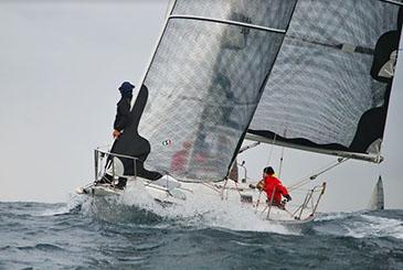 Al via il 48° Campionato invernale del Golfo di Napoli