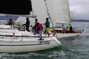 Porto Ercole, ieri seconda prova dell'Argentario Coastal Race