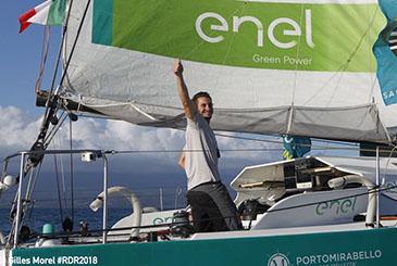 Andrea Fantini (Enel Green Power) 31mo alla Rotta del Rum