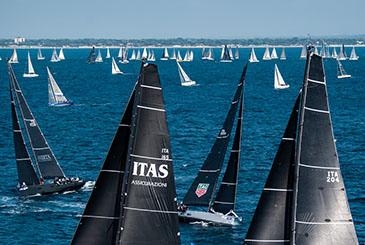Sono già 137 gli iscritti alla 151 Miglia - Trofeo Cetilar
