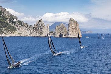 Rolex Capri Sailing Week dal 10 al 18 maggio