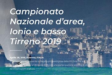 Palermo. Campionato Nazionale Ionio e Basso Tirreno