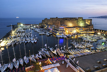 Parte da Napoli la Rolex Capri Sailing Week 2019
