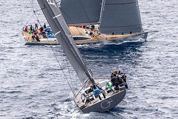 Rolex Capri Sailing Week - Day 1