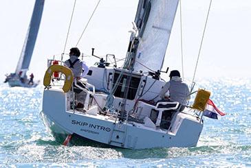 Skip Intro balza al comando della classifica Offshore