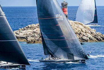 Inizia a Porto Cervo la 30ma Maxi Yacht Rolex Cup