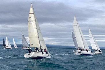 Campionato Invernale di Porto Santo Stefano