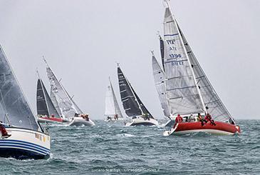 Marina di Varazze. Campionato Invernale del Ponente