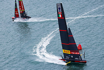 America's Cup presented by PRADA - Daily Report || Day 06