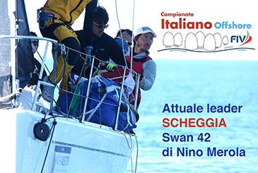 Campionato Italiano Offshore. Scheggia balza al comando