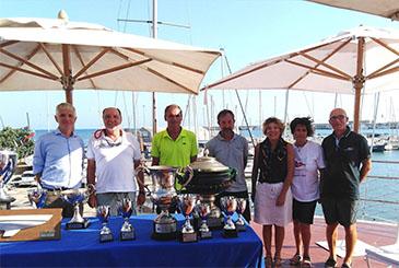 Coppa Asteria ad Anzio, vittorie di Stern e Palinuro