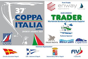 37ma Coppa Italia TRADER – Team Trophy ENWAY